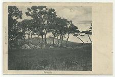 China postcard PEITAIHO ~1900 unused