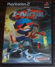 Sony PS2. I-Ninja (NTSC US/CAN) Playstation 2