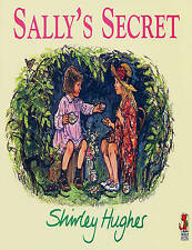 Sally's Secret (Red Fox Picture Books)-ExLibrary