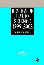 NEW Review of Radio Science: 1999-2002 URSI