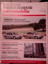 NISSAN Primera PEUGEOT 405 AUSTIN Mini - Revue Technique Automobile