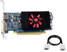 AMD ATI Radeon HD 7570 1GB PCI-E DisplayPort DVI-D port Graphics Card With cable