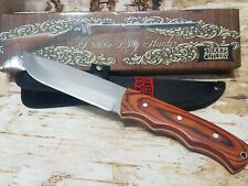 Sharps Cutlery Prairie Dog Hunter Fixed Blade Knife Nib