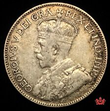 1919 Canada 25 Cents - F12 - Lot#617