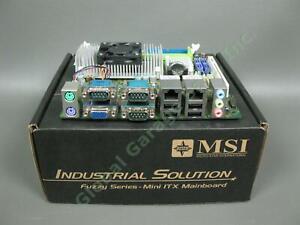 MSI IM-945GC Dual Core Atom CPU Mini-ITX Mainboard Motherboard Processor Combo