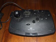 Sega Saturn joystick controller only official MK-80112 virtua fight stick turbo
