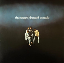 THE DOORS - The Soft Parade (LP) (EX/VG+)