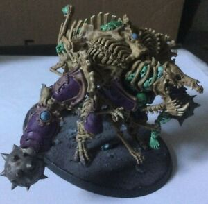 Warhammer AoS - Ossiarch Bonereapers - Gothizzar Harvester (REF 1) Exc Con