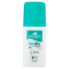 Sauber Deodry Vapo Deodorante 75ml