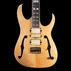 Ibanez PGM 10th Anniversary Paul Gilbert Signature Natural, Pre-Owned for sale