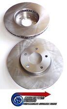Set OE Spec Front Brake Discs (2 Discs)- For S14a 200SX Kouki SR20DET Turbo