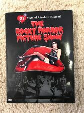 The Rocky Horror Picture Show 25 Years DVD Set