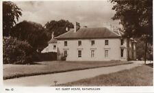 H.F. GUEST HOUSE RATHMULLAN CO. DONEGAL IRELAND RP IRISH POSTCARD