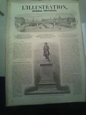 L'illustration n°1084 5 déc 1863 fort de la rocca revue navale italie numancia