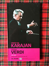 ¤ 2 CD et livret - KARAJAN - VERDI - Don Carlo - collection Le Figaro n°31
