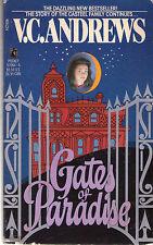 Complete Lot/Set of 5 Casteel Books by V.C. Andrews (Fiction) Heaven Dark Angel