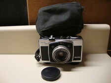 VINTAGE SEARS AUTO 35 35MM 1970's FILM CAMERA RIKENON 35MM LENS W/CASE
