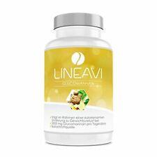 LINEAVI Glucomannano, 3000 mg di glucomannano, fibra origine 120 capsule