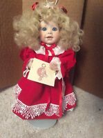 The Collectables Porcelain Doll by Phyllis Parkins Nicole
