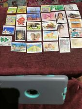 Australia Stamps Lot Of 27 stamps 1980 And Up