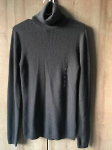 Muji Womans Knitted Jumper Size L