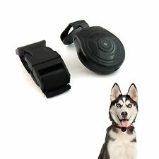 Caméra Cam Pet Chien Chat Col Sans Fil Finder record animaux eye view id tag