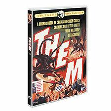 Them (1954) James Whitmore Edmund Gwenn DVD