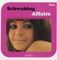 SCHWABING AFFAIRS - ORIGINAL SOUNDTRACK (LP)   VINYL LP NEW