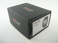 POLAR FT40 M BLK HEART RATE MONITOR RUNNING BIKE EXERCISE FITNESS FREE 90038870
