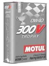 Huiles de moteur Motul pour véhicule 0W