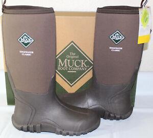 Muck Boot Men/Women Edgewater Classic Waterproof Hunting Boots, ECH-900
