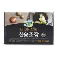 Korean Chinese Black Bean Paste SINSONG CHUNJANG 200g JJAJANG JJAJANGMYUN Sauce