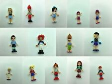 LEGO Mini Figures 10 Mixed Friends Genuine MiniFigures without Accessories