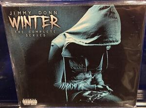 Jimmy Donn - Winter CD SEALED horrorcore rap undergound music hip hop series