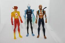 DC Universe Classics YOUNG JUSTICE Batman Robin Flash Aqualad Icicle Jr Lot