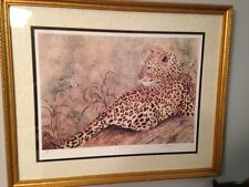 Leopard Print by Wenger Burton