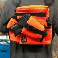 """Raptor"" Multi-Purpose Bino Harness System by Blacks Creek - Flo Orange"