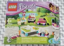 LEGO Friends Build My Heartlake City Accessory Set 40264 RARE Swan Table Tennis