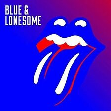 BLUE & LONESOME - ROLLING STONES - NEW / SEALED CD - UK STOCK