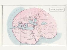 MAP ORBIS HERODOT VINTAGE LARGE WALL ART PRINT POSTER PICTURE LF2011