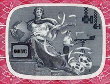 IVC International Video Corporation, Delaware, 1975 (1.000 Shares)