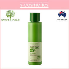 [NATURE REPUBLIC] Soothing & Moisture Aloe Vera 80% Emulsion 160ml