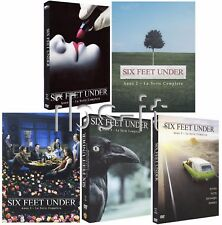 Six Feet Under dvd serie completa stagioni 1-5 cofanetti singoli NUOVO, italiano