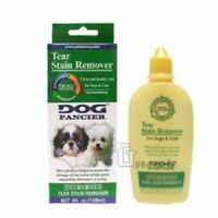 Dog Fancier Tear Remover Stain Cat Pet Healthy Clean Eye 120ml Supply_VA