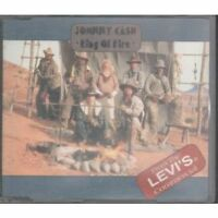 Johnny Cash Ring of fire (Levi's commercial) [Maxi-CD]