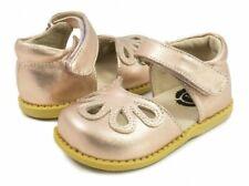 NIB LIVIE & LUCA Petal Shoes Petals Rosegold 13