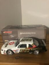 1987 Davey Allison #28 Havoline Star Ford Rookie of the Year 1/24 Nascar Diecast