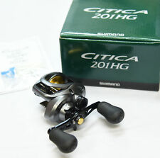 Shimano Citica 201HG 7.2:1 Left Hand Baitcast Fishing Reel - CI-201IHG