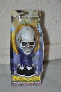 Wobblin Goblins #488 Skull - Limited Edition Collectibles.  Bobble Head