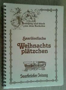 Weihnachtsplätzchen - Rezepte aus dem Saarland - Saarbrücker Zeitung
